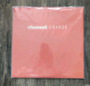 Frank Ocean ‎– channel ORANGE / Brand New Vinyl