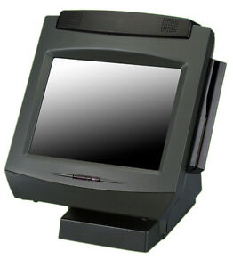 NCR RealPOS SYSTEM: Touch Monitor, Thermal Printer, Cash Drawer