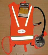 CAMELBAK ORANGE HI-VIZ 2.0 Litre HYDRATION BACKPACK - NEW!!!!!!!! Thornlie Gosnells Area Preview