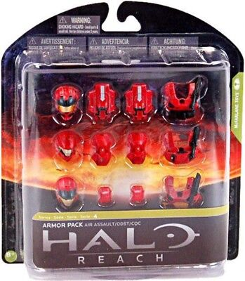 Toy Armor (McFarlane Toys Halo Reach Series 4 Armor Pack Exclusive Action Figure)
