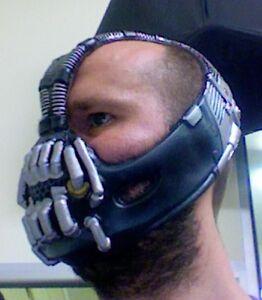 BANE BATMAN DELUXE DARK KNIGHT RISES HALLOWEEN JOKER FANCY DRESS COSTUME MASK