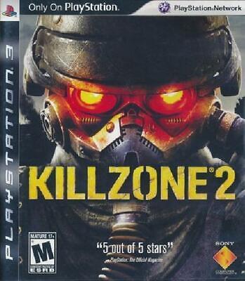 Usado, Killzone 2 PS3 Complete NM Play Station 3, video games segunda mano  Embacar hacia Argentina