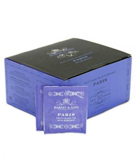 Harney & Sons Fruity Black Tea with Bergamot, Paris, 50 Tea