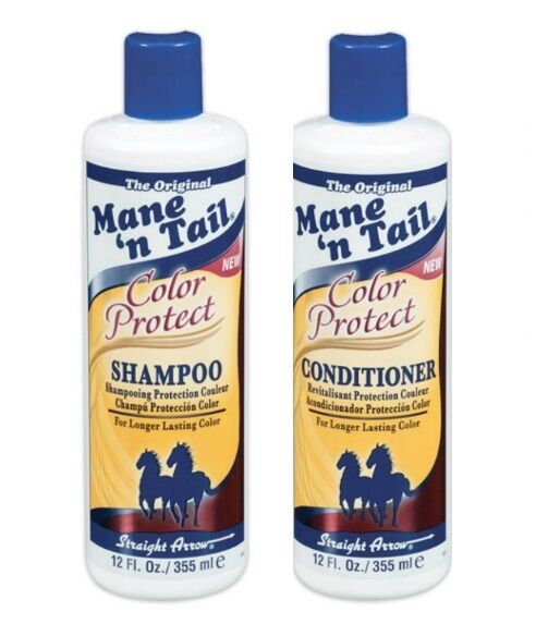 Mane 'n Tail Color Protect Shampoo & Conditioner (355ml X2)