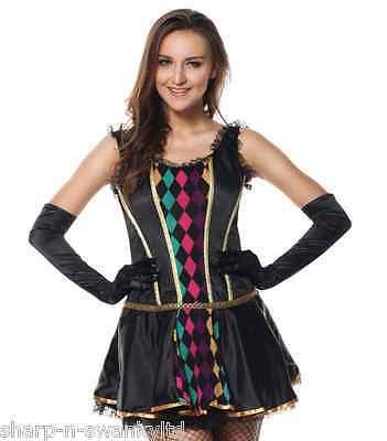 Damen Mardi Gras Maskerade Korsett Henne Do Halloween - Damen Maskerade Kostüme
