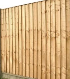 Fence Panel 6ft x 6ft