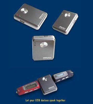"Magnex PDC222  Pocket USB Data Copier "" USB On-the-Go """