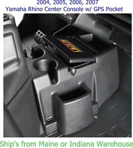 2004-2005-2006-2007-Yamaha-Rhino-UTV-Center-Console-w-GPS-Pocket-Kolpin-1421