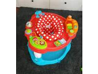 Chad valley baby activity saucer