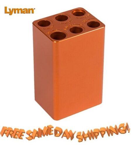 Lyman LARGE RIFLE Ammo Checker 243, 270, 308, 30-06, 30-30, 300 WSM 7833002 New