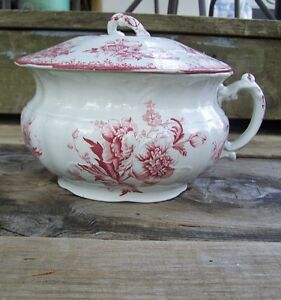ANTIQUE CHAMBER POT
