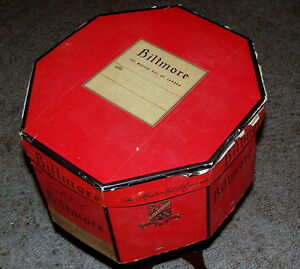 old Builtmore brand HAT BOX  $5- reduced price London Ontario image 1