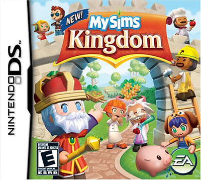 Electronic Arts My Sims Kingdom Nds Nintendo Ds