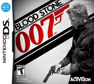 James Bond 007: Blood Stone NDS New Nintendo DS