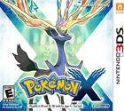 Pokemon X Nintendo DS Video Games