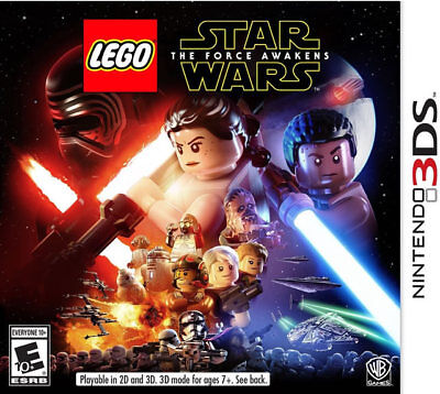 Warner Brothers Lego Star Wars: The Force Awakens 3ds Nin...
