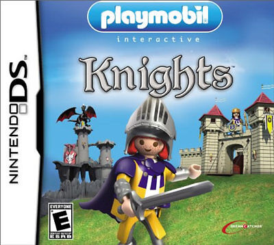 Dreamcatcher Playmobil: Knights Nds Nintendo Ds
