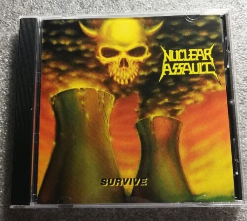Nuclear Assault - Survive CD * Free Fast Shipping