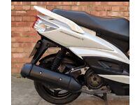 Yamaha nxc 125cc Cygnus