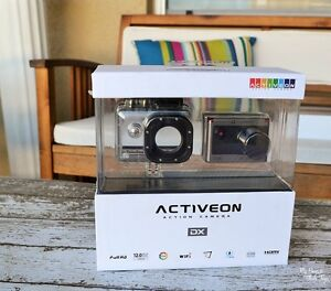 Activeon Action Camera DX . 12 mega pixels. New in unopened box Peterborough Peterborough Area image 1