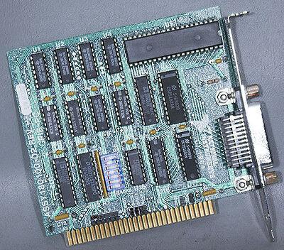 National Instruments Gpib-pc Pn 180100-02 Gpib Isa Interface Board