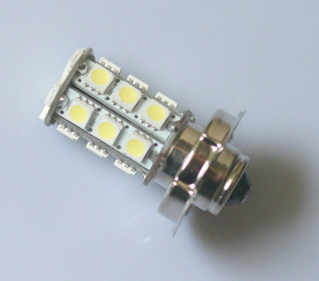 Auto led birne p26s mofa moped hercules car light lampe dc for 6v lampen moped
