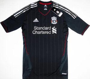 11-12-Liverpool-Away-TECHFIT-Player-Issue-Football-Shirt-Soccer-Jersey-Top-Kit