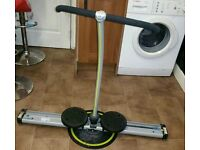 Leg bum and tum exercise machine. Bolton £30
