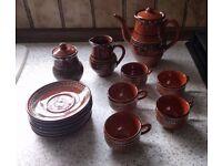 Bulgarian Coffee set