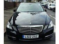 Mercedes Benz E Class Executive Pack PCO NEVER USED