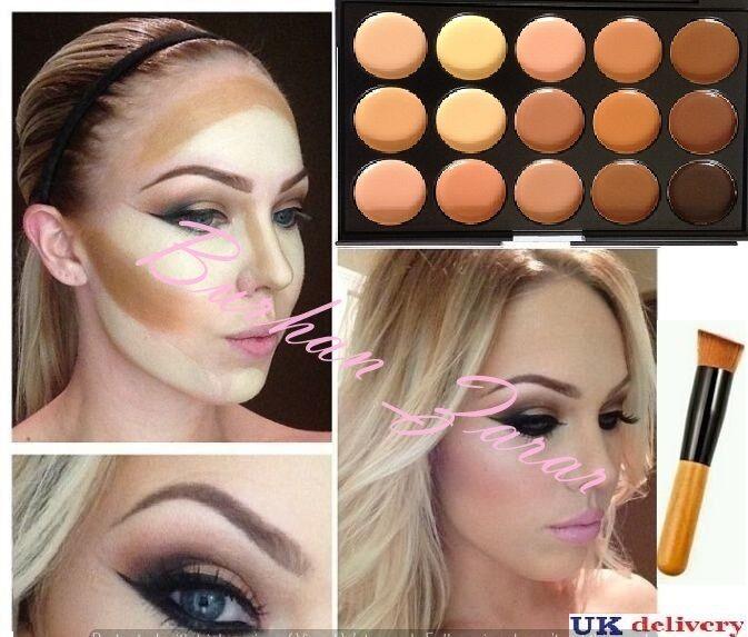 Как правильно использовать палитру для макияжа6