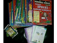 Horrible science magazine collection