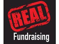 Fundraising Manager - £345 - £414 per week basic plus bonuses