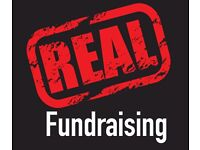 Fundraise all over the UK - Travel and Accom paid - Weekly wages