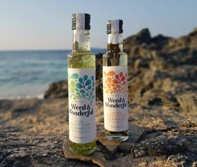 Weed and Wonderful Puro Escocés Alga Infusionados Colza Aceite Y Esencia 3...