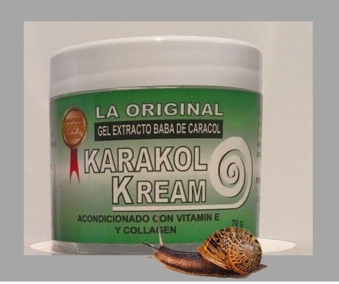 Karakol Kream Baba de Colageno Gel Acne Dermacina Celulas Celltone Cero Manchas  1