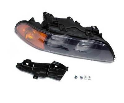 BMW 1998-2000 E39 540i 538i Right Passenger Headlight Assembly (Halogen) TYC NEW for sale  Shipping to Canada