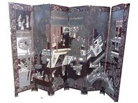 Antique Chinese Screen