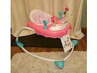 Baby Walker - Disney Minnie Mouse