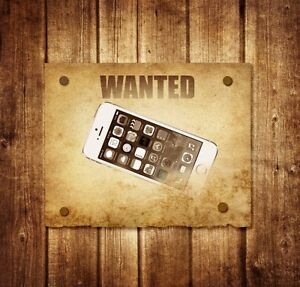 Wanted iPhone!!