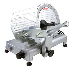 New-12-Commercial-Electric-420W-Meat-Deli-Food-Slicer