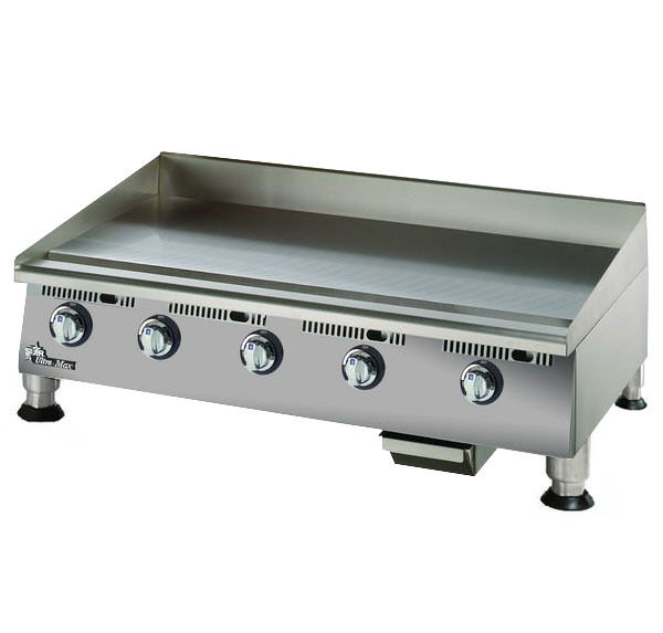 Star 860ta Ultra-max 60in Mechanical Snap Action Gas Griddle