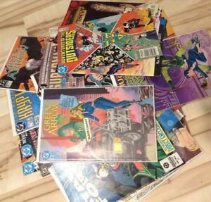 DC Comic Book Lot