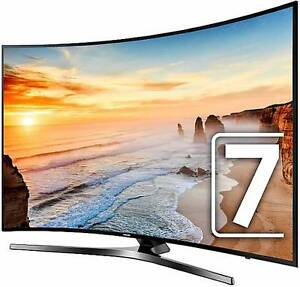 Samsung UA78KU7500 78 Inch Smart 4K UHD Curved LED LCD TV Canterbury Canterbury Area Preview