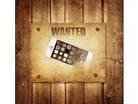 **wanted** iPhone 6s 6s Plus 7 7Plus 6SE Samsung Macbooks laptops iPads
