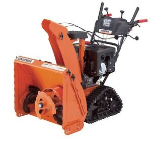 NEW COLUMBIA 3-STAGE CA328HDT TRACKED SNOWBLOWER IN STOCK AT DSR