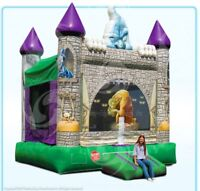 Jumping Castle Spooktacular Special!  Call 905-419-3385