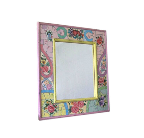 How To Mosaic Tile A Mirror Frame Ebay