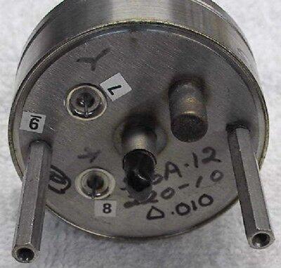 Vacuum Pressure Sensor Chamber Stainless Mks