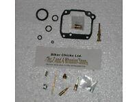 Carburetor Carb Rebuild Kit Repair for Suzuki LT125 1983-1984 1985-1987 LT 125 B